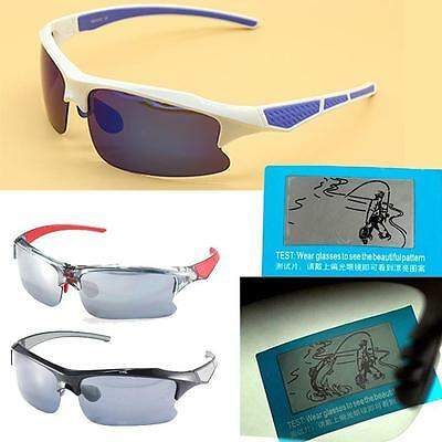 Polarized Lens Cycling Safety Glasses Outdoor Sports Sunglasses Goggles UV400