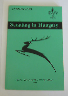 Scouts - Scouting in Hungary Gabor Bodnar - Hungarian Scout Association 1986