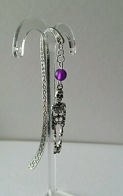 Skeleton  Bookmark.