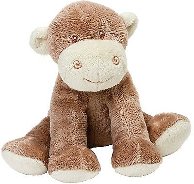 Suki Jungle Friends Mojo Soft Toy Monkey Small Teddy Bear Rattle New Baby Gift