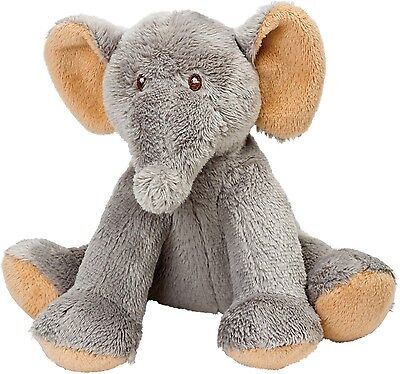 Suki Jungle Friends Ezzy Soft Toy Elephant Small Teddy Bear Rattle New Baby Gift