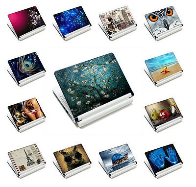 """Sticker Laptop Skin Cover For 15"""" 15.4"""" 15.6"""" Toshiba Sony Samsung Dell Acer HP"""