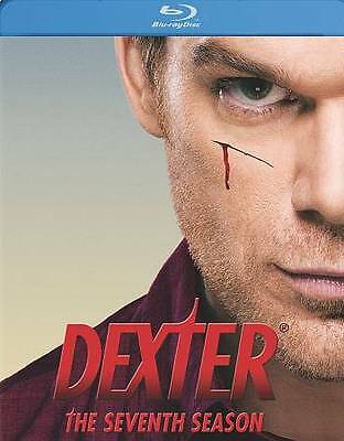 Dexter: The Complete Seventh Season (Blu-ray Disc, 2013, 3-Disc Set)