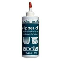 Andis Clipper Oil Formulated Colorless Odorless For Clippers Trimmers Shears 4oz