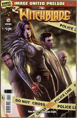 Witchblade #131 - FN/VF - Stjepan Sejic Cover