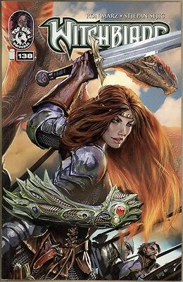 Witchblade #138 - VF - Stjepan Sejic Cover