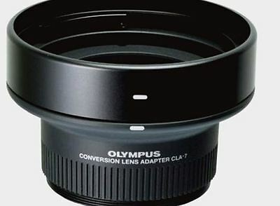 Genuine Olympus CONVERSION LENS ADAPTER CLA-7 - NEW