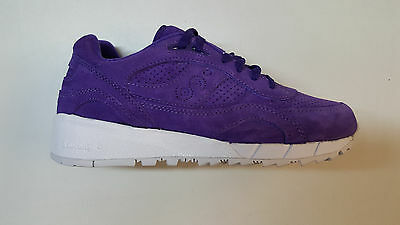 the latest 8115e 33920 SAUCONY SHADOW 6000 Easter Egg Hunt Purple Runner Retro Shoes S70222-3  1703-80