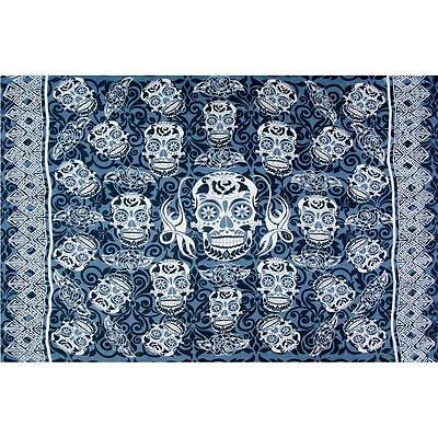 SKULL Day of the Dead Sarong!