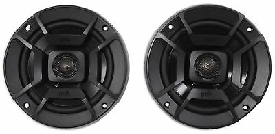 "(2) Polk Audio DB522 5.25"" 600w Car Audio Marine/ATV/Motorcycle/Boat Speakers"