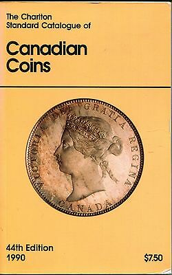 1990 Charlton - Standard Catalog of Canadian Coins