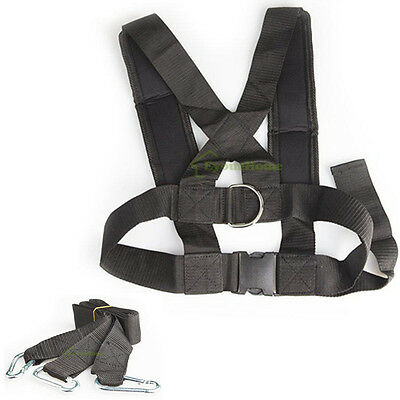 Speed Resistance Harness Pull Belt For Power Pulling Sled Weight Football