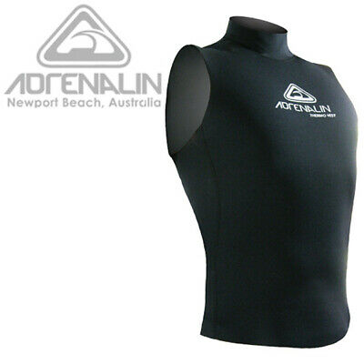 Adrenalin Tank Top 1.5Mm Mens Wetsuit - Perfect For Kayaking / Surfing / Diving