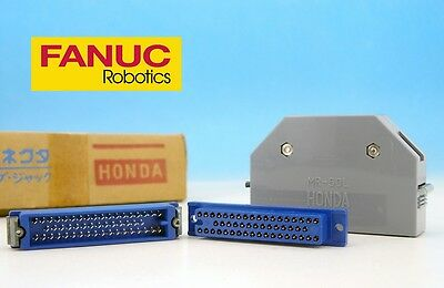 SET MR-50RMD + MR-50F + MR-50L 50pin Female Male Case HONDA JP CONNECTOR FANUC