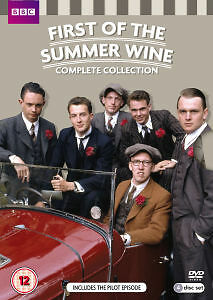 First of the Summer Wine - The Complete Series - DVD - New - Sealed