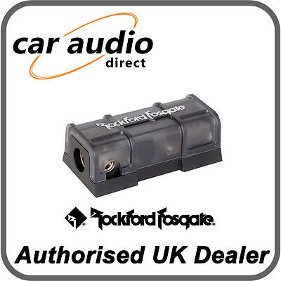 Rockford Fosgate RFFDAGU Fused AGU Distribution Block