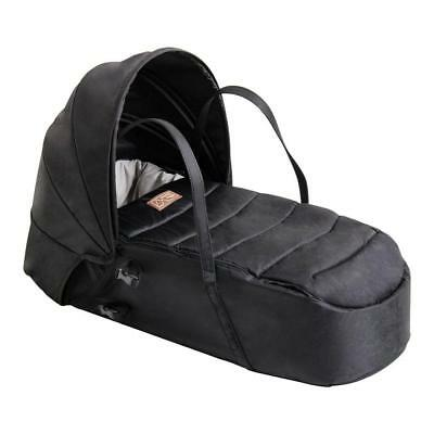 Mountain Buggy Cocoon (Black) Newborn Baby Soft Carrycot