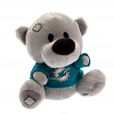 Miami Dolphins NFL Timmy Bear Soft Toy Team Mascot