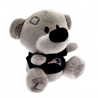 New England Patriots Timmy Bear Soft Toy Team Mascot