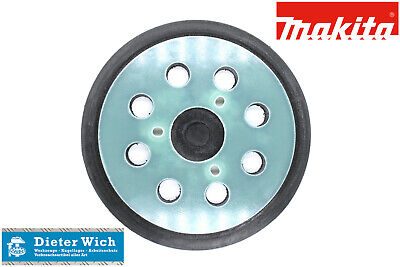 Makita Schleifteller !! HART !! 743081-8 123mm 743051-7 BO5010 BO5031 BO5041