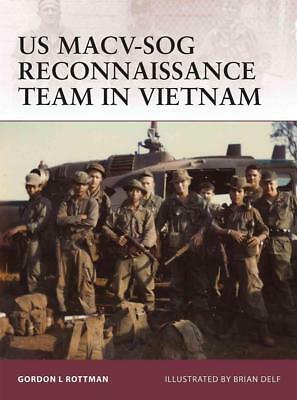 Osprey Warrior 159: US MACV-SOG Reconnaissance Team in Vietnam / NEU