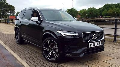 2016 volvo xc90 d5 r design awd geartronic automatic diesel 4x4 53 picclick uk. Black Bedroom Furniture Sets. Home Design Ideas