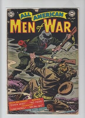 All-American Men Of War # 9