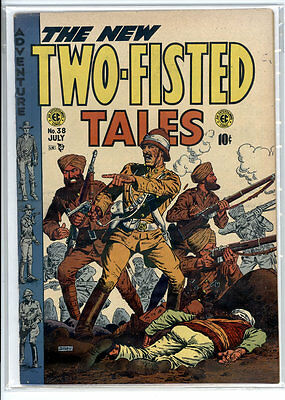 Two-Fisted Tales # 38