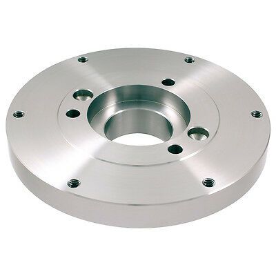 8 Inch A2-6 Mount Back Plate For 6 Jaw Zero-Set Chuck (3900-4903)