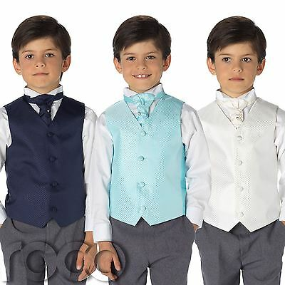 Boys Waistcoat Suits, Page Boy Suits, Wedding Suits, Boys Suits, Grey Trousers