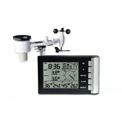 Moonraker WS200 Pro Professional Solar Weather Station
