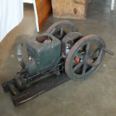 Old Fairbanks Morse Z Hit Miss staionary Engine 2 H.P. 600 RPM