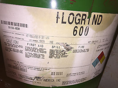 55 Gallon Drum CASTROL ILOGRIND 600 GRINDING OIL, COOLANT or VARIOCUT G 600 New.