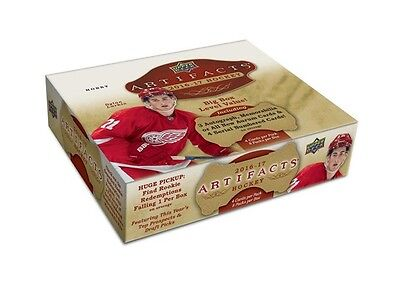 2016-17 Upper Deck Artifacts Hockey Hobby Box New/Sealed