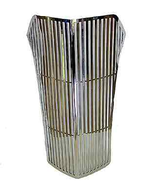 Chevrolet Chevy Car Street Rod Style Grille Insert Stainless Steel 1937