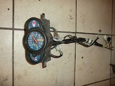 A. Fittings Speedometer Cockpit Instruments Kymco Agility 50 CK50QT-5