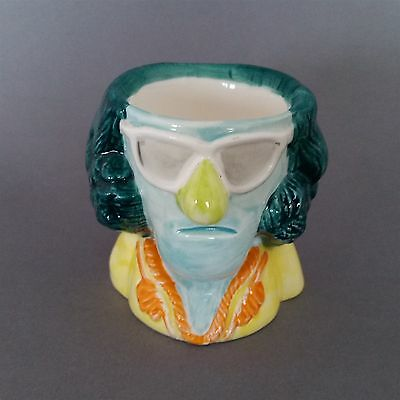 Muppets Zoot Egg Cup Electric Mayhem Band Sigma Tastesetter Vintage