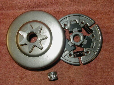 """Stihl Chainsaw aftermarket 7 T 3/8"""" Sprocket and Clutch 039  MS290 MS310 MS390"""