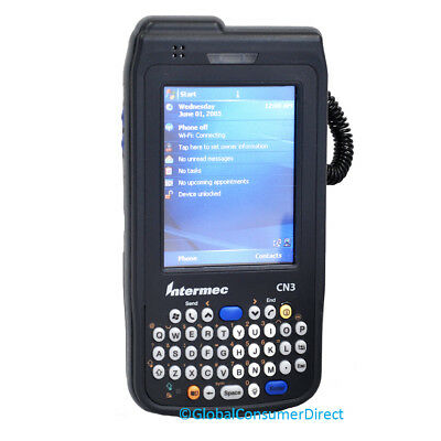 Intermec CN3 Mobile Computer 1D/2D WiFi CN3A PDA Scanner +Battery & Stylus ONLY