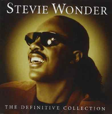 Stevie Wonder-The Definitive Collection  CD NEU