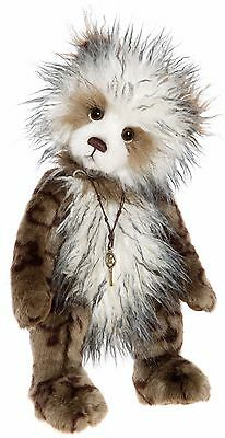 New **COLLECTABLE HANDMADE FULLY JOINTED CHARLIE BEAR ~ KEELEY** 39cm