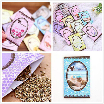 Large Fragrant Sachets Various Scents Free Post