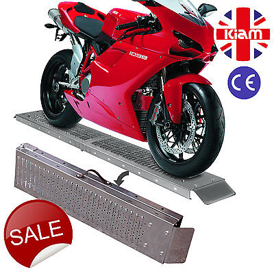 Ramp Folding Loading 1.8M steel SCOOTER MOPED Motorbikes motorcycles