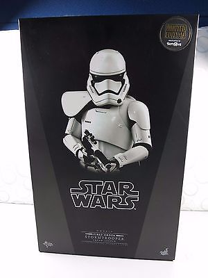 1/6 Hot Toys Star Wars First Order Stormtrooper ToysRUs Exclusive Limited 300pcs