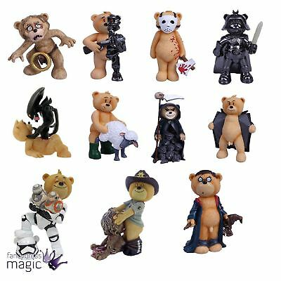 Nemesis Now Bad Taste Bears Novelty Film Figurines Gothic Home Gift Collectable