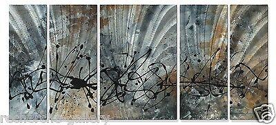 Metal Wall Sculpture by Megan Duncanson Find The Peace Modern Home Décor