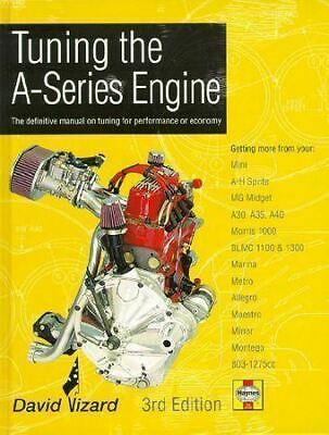 Tuning A-Series Engine Manual Book Vizard Austin Healey Sprite Mini Mg Midget