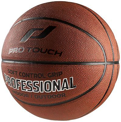 Original PRO TOUCH basketball Professional brown/black/silver