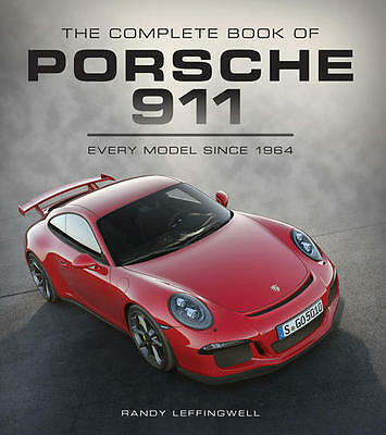 Complete Book of Porsche 911 Every Model BOOK NEW SEALED