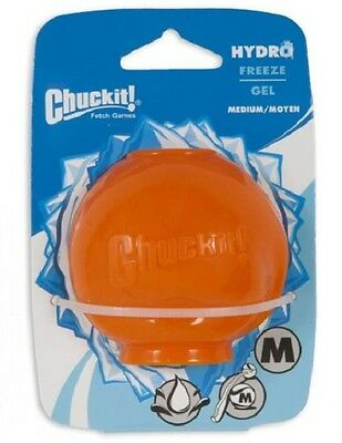 Chuckit! HYDRO FREEZE Dog Toy WATER TOY Med or Large